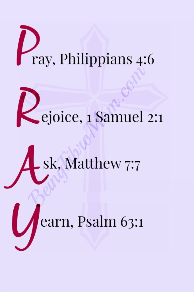 PRAY #pray #prayer