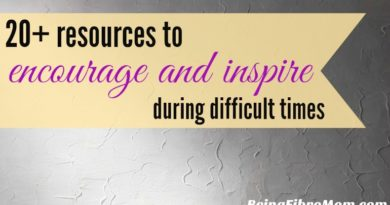 20+ Resources to encourage and inspire during the difficult times #inspiration #encouragement