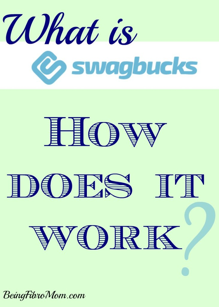 what is swagbucks and how does it work? #Swagbucks #frugalliving #frugal