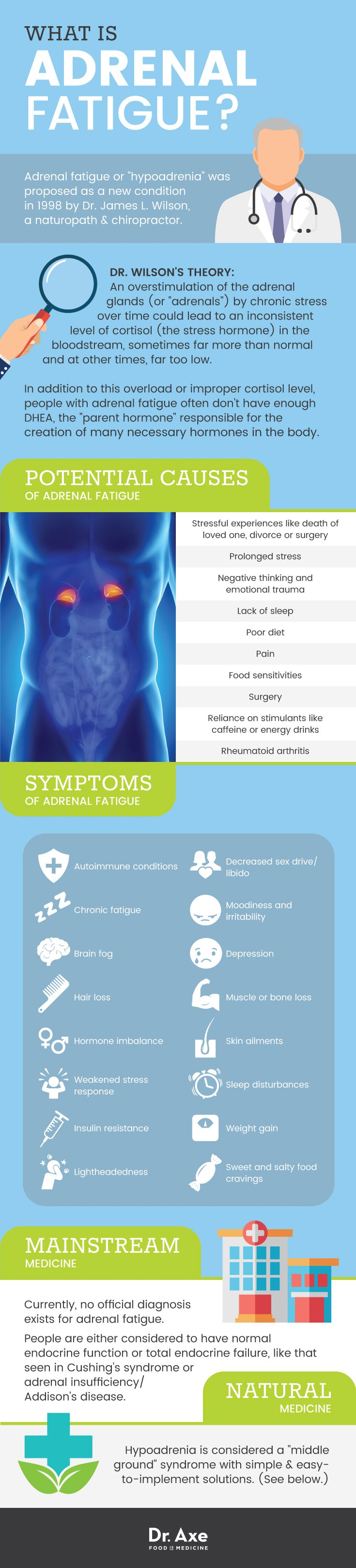 adrenal fatigue overview