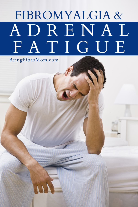 Fibromyalgia and adrenal fatigue #adrenalfatigue #fibromyalgia #beingfibromom