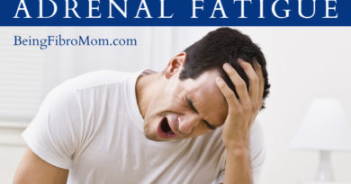 Fibromyalgia and adrenal fatigue #adrenalfatigue #fibromyalgia #beingfibromom