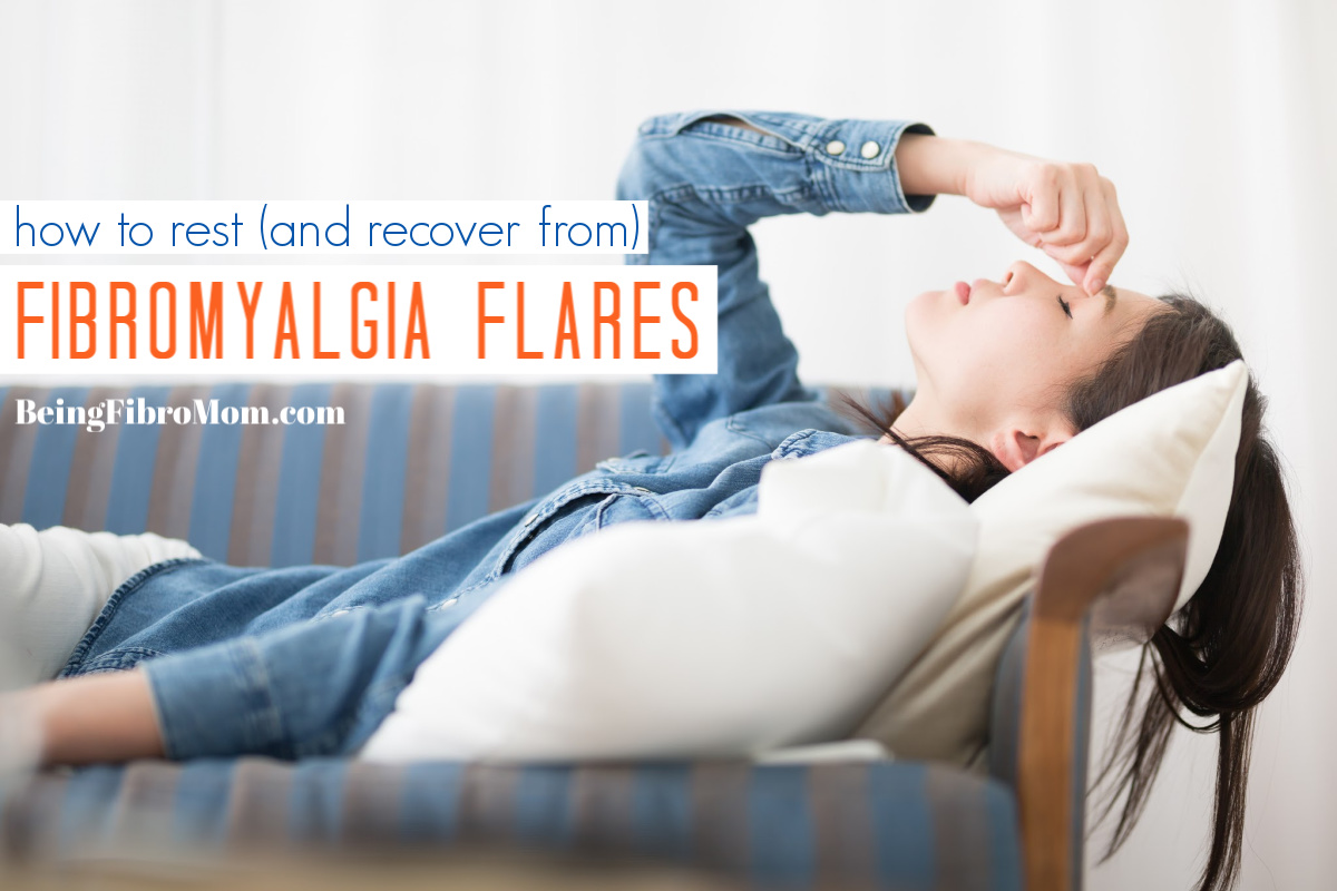 how to reduce (and recover from) fibromyalgia flares #beingfibromom #fibromyalgia #fibroflares