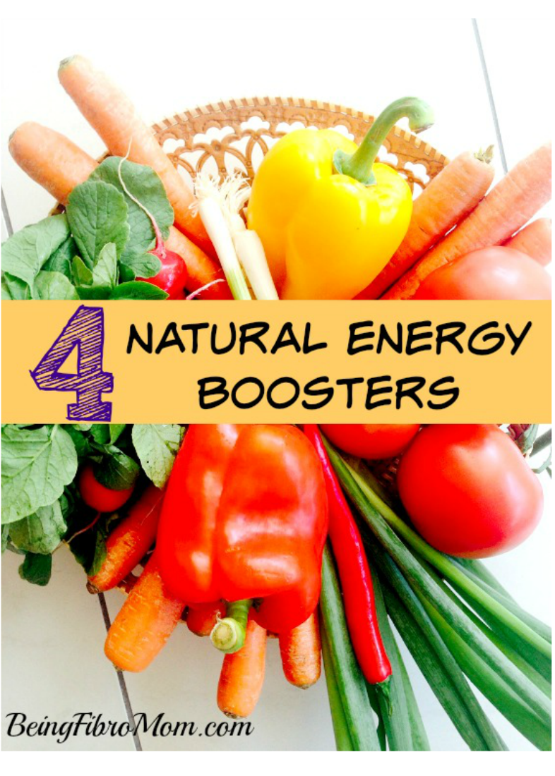 Natural energy boosters smoothies