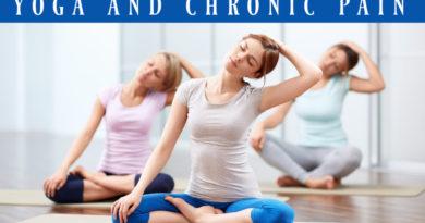 yoga and chronic pain #beingfibromom #chronicpain #yoga