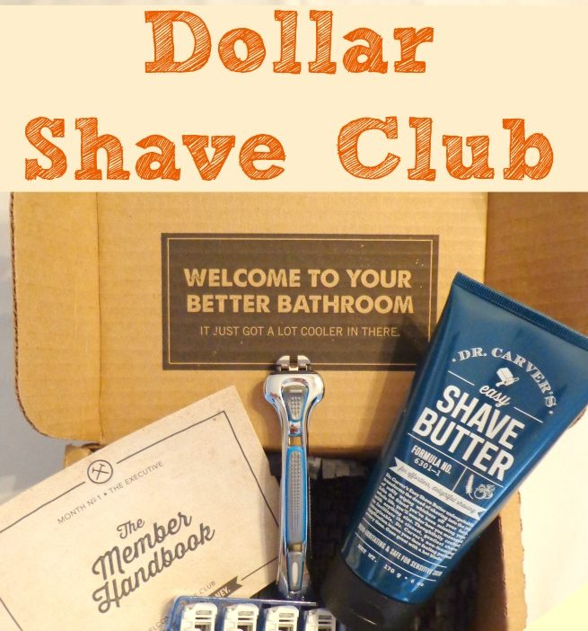 Dollar Shave Club #frugal #DSC