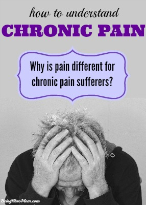 how to understand chronic pain feature