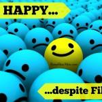 Be Happy Despite the Fibro!