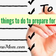 10 Things to Do to Prepare for a Surgery