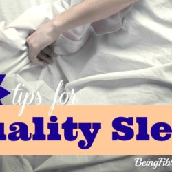 13 Tips for Quality Sleep
