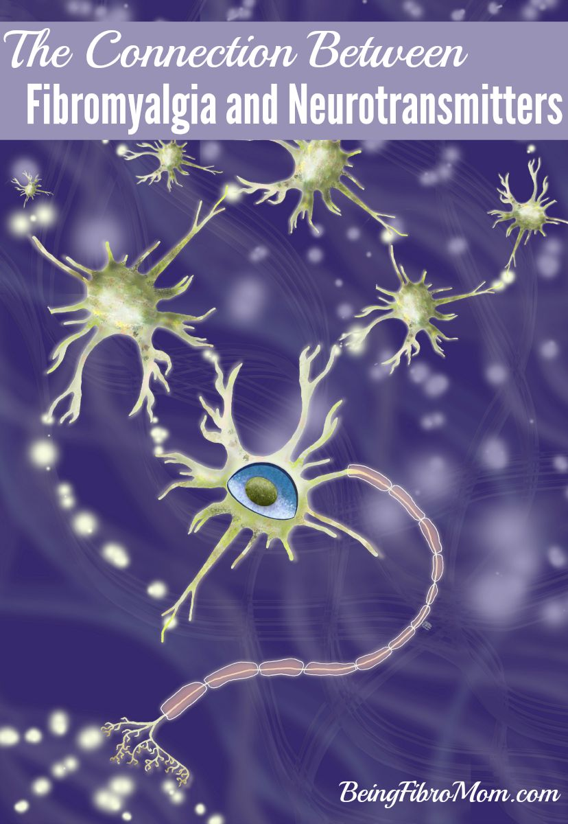 Connection between fibro and neurotransmitters #fibromyalgia #chronicillness #neurotransmitters