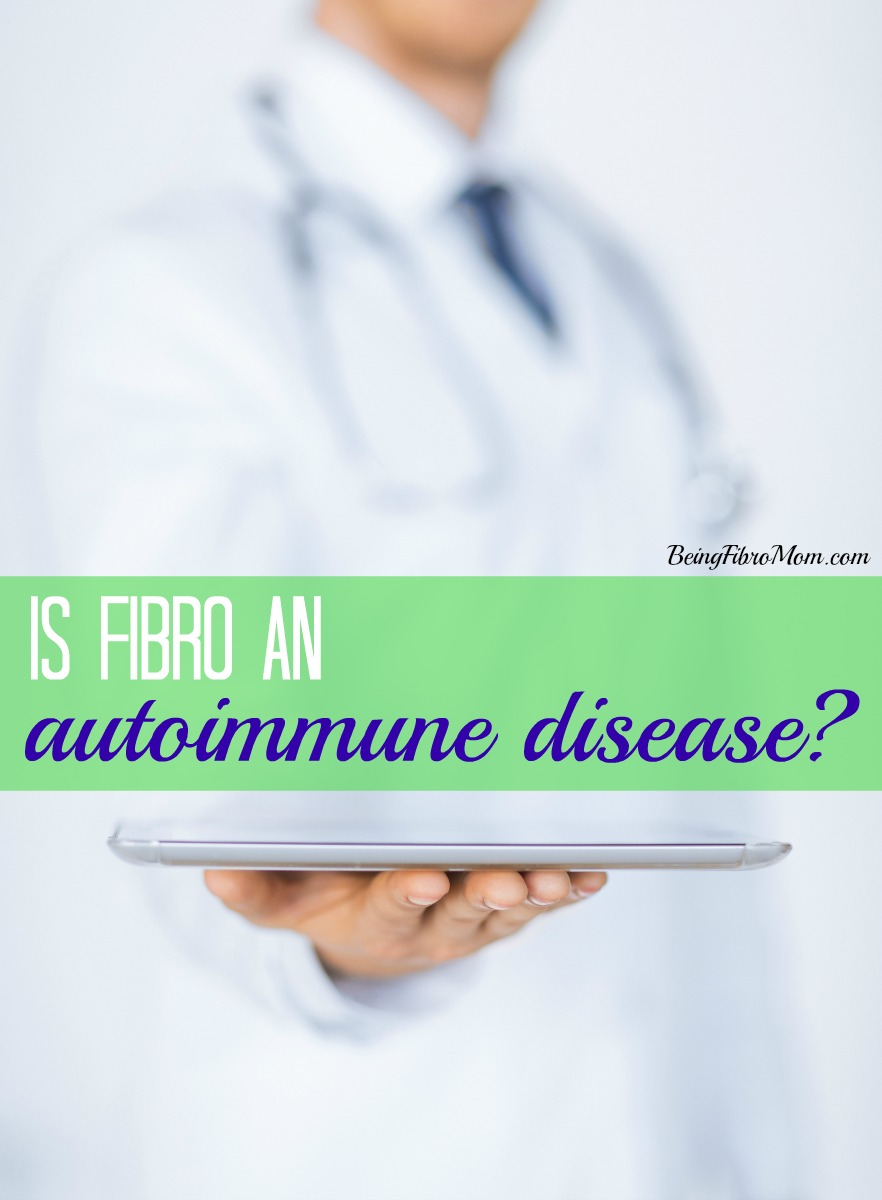 Is Fibro an Autoimmune Disease? #fibromyalgia #autoimmunedisease