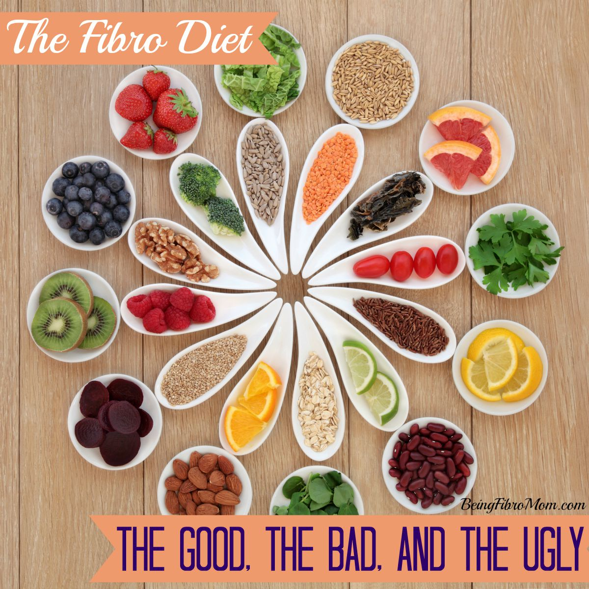 The fibro diet - the good, the bad, and the ugly #fibromyalgia #fibrodiet #chronicillness