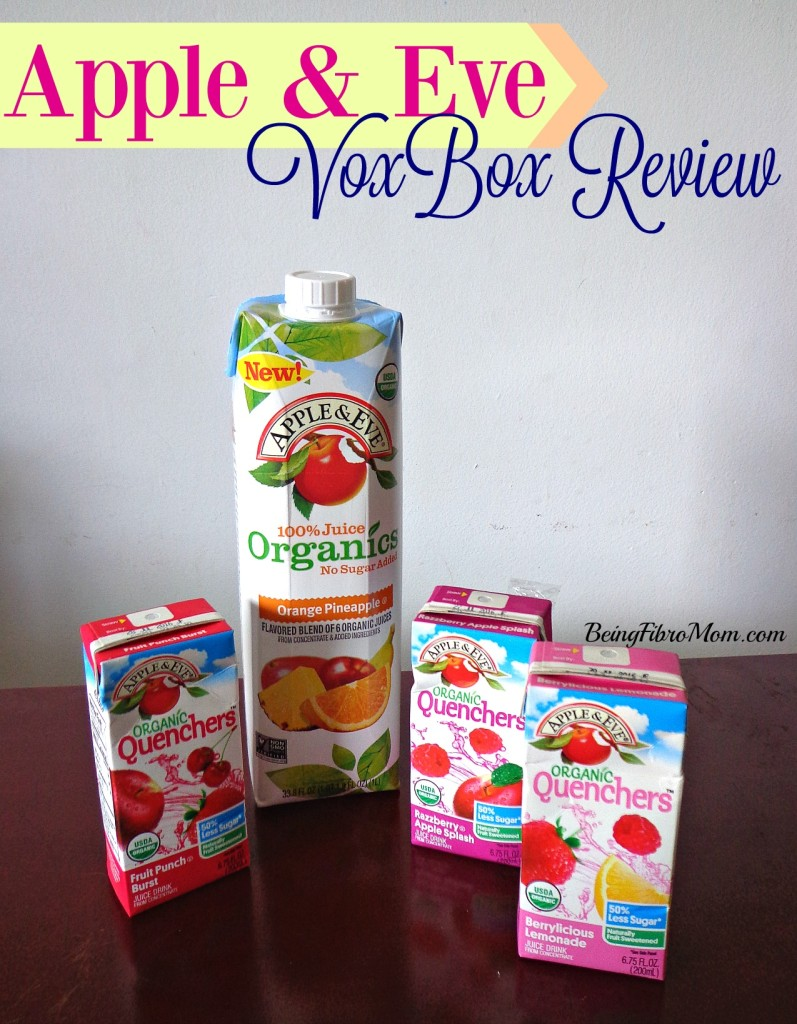 apple eve voxbox review #appleeve #voxbox #healthydrink #influenster