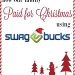 How We Paid for Christmas with Swagbucks