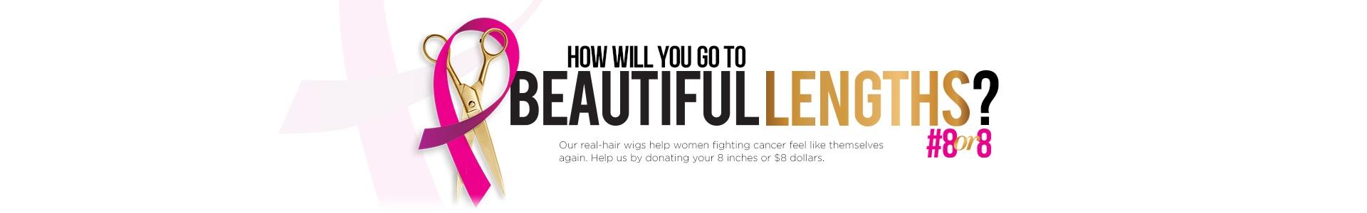 Pantene Beautiful Lengths #Pantene #beautifullengths #realhairwigs #cancer