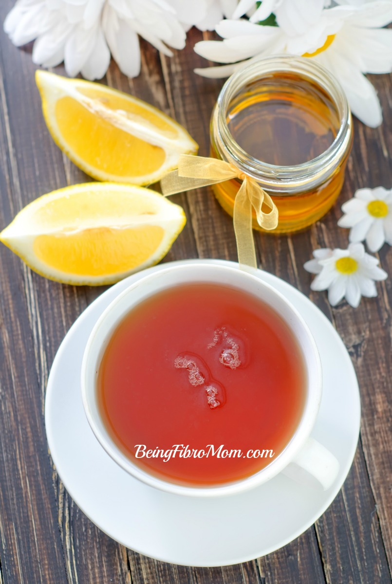 Detox tea for an upset stomach #detox #detoxtea #tea