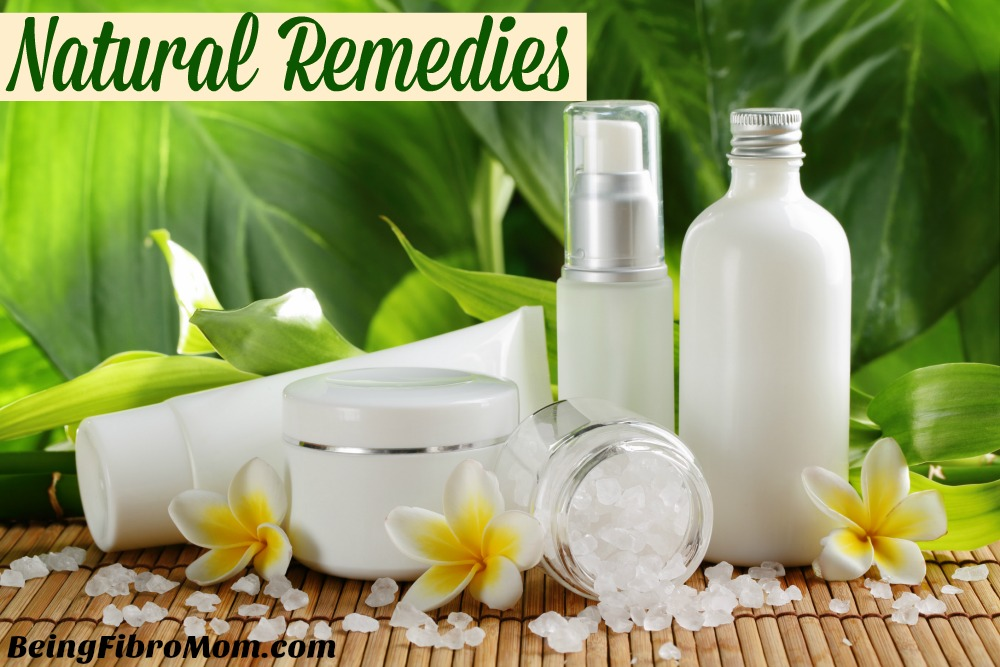 natural remedies for fibromyalgia #naturalhealing #BeingFibroMom