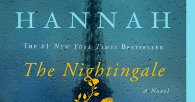 The Nightingale by Kristin Hannah #bookreviews #beingfibromom #historicalfiction #brandisbookcorner