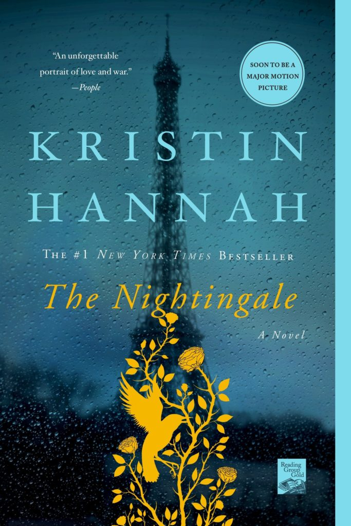 The Nightingale by Kristin Hannah #bookreviews #beingfibromom #historicalfiction #brandisbookcorner