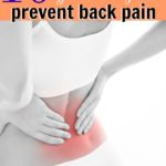 10 Effective Ways to Prevent Back pain