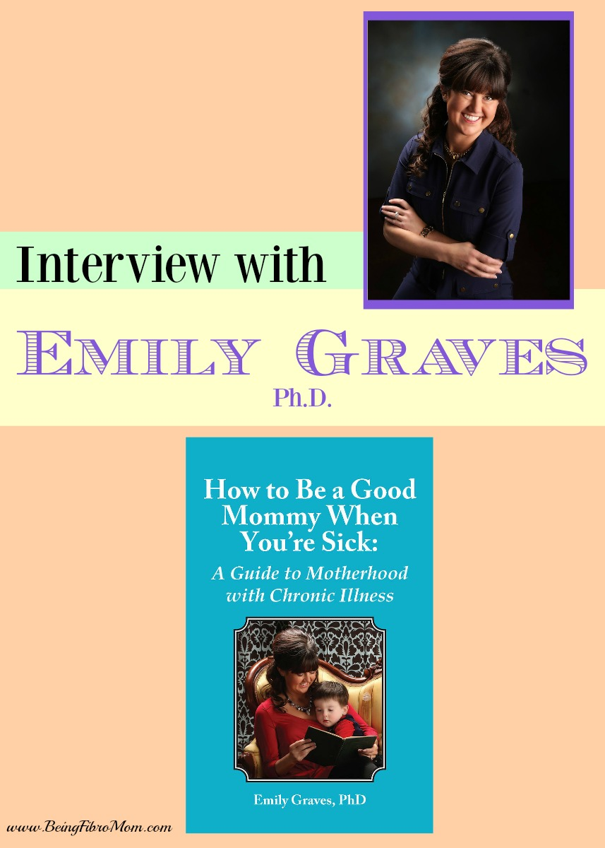 Interview with Emily Graves #chronicillness #fibromyalgia