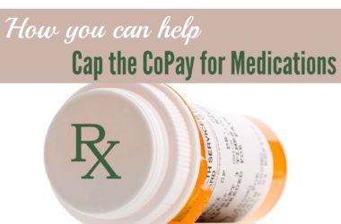 How You Can Help Cap the CoPay for Medications #CaptheCoPay #medications #chronicillness