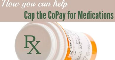 How You Can Help Cap the CoPay for Medications #CaptheCoPay #medications #chronicillness #beingfibromom #capthecopay