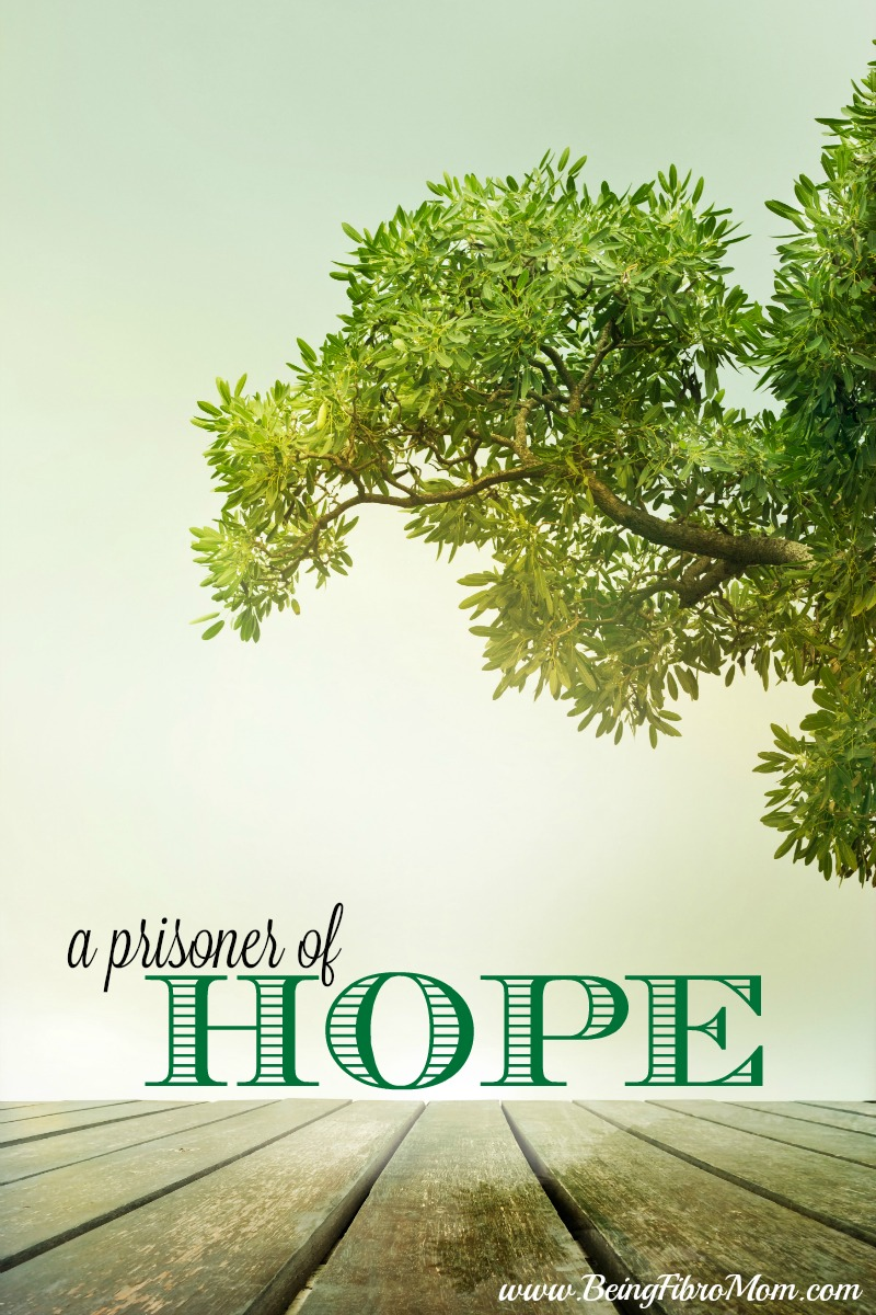 A Prisoner of Hope #chronicillness #hemophilia #fibromyalgia