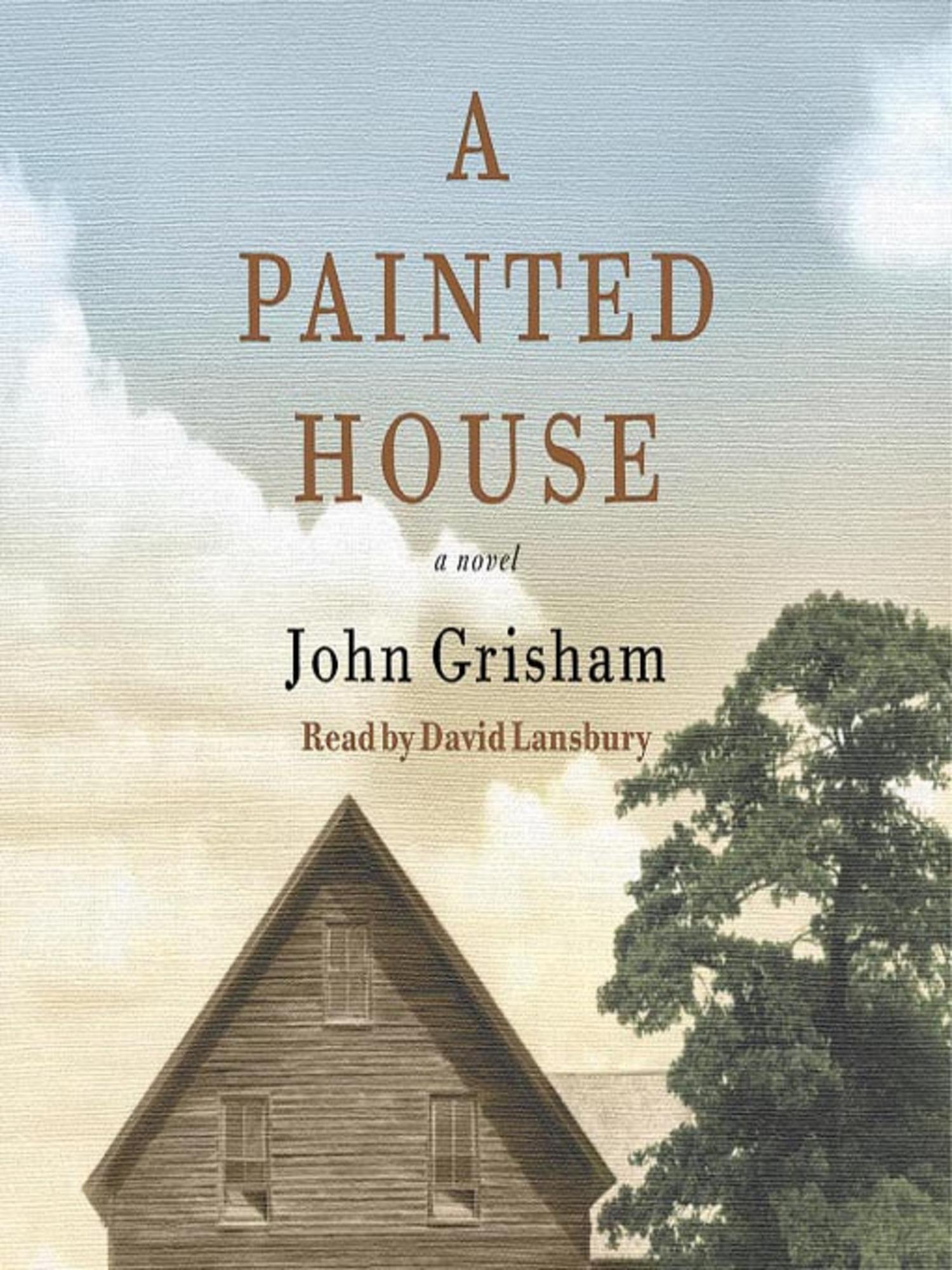A Painted House by John Grisham #books #bookreviews