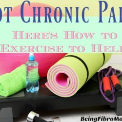 Got Chronic Pain? Here's How to Exercise to Help!