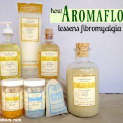 How Aromafloria Lessens Fibromyalgia Pains