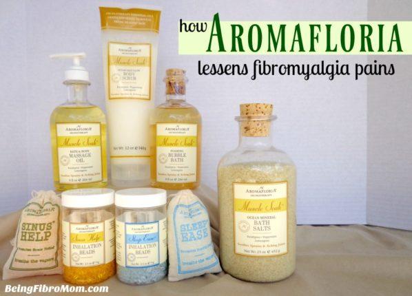 How Aromafloria lessens fibromyalgia pains #fibroliving #fibromyalgia #aromafloria