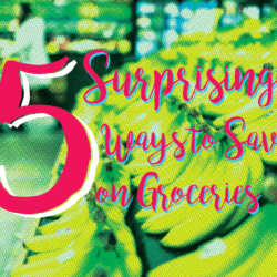 5 Surprising Ways to Save on Groceries