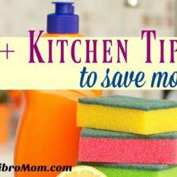 Frugal Living Tips - The Kitchen