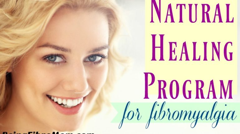 Natural Healing Program for Fibromyalgia #VitalPlan #fibromyalgia #beingfibromom