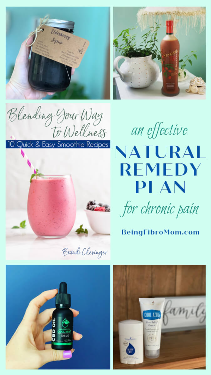 An Effective Natural Remedy Plan for Chronic Pain #beingfibromom #ChronicPain #naturalremedy
