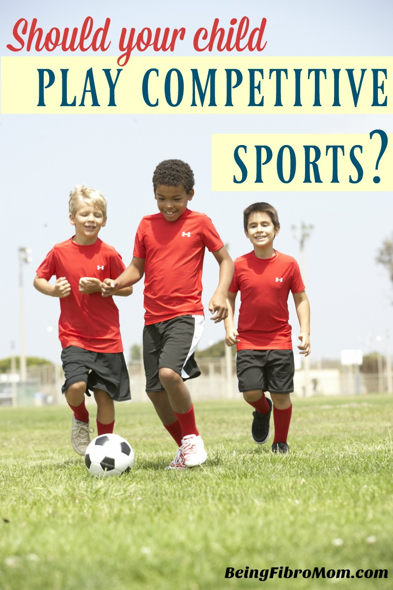 Should your child play competitive sports? #parenting #competitivesports