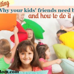 Why Your Kids' Friends Need Boundaries and How to Do It