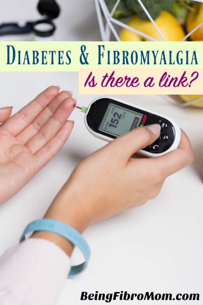 diabetes and fibromyalgia: Is there a link? #beingfibromom