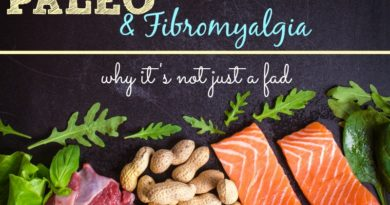 Paleo and Fibromyalgia #thefibrodiet #beingfibromom