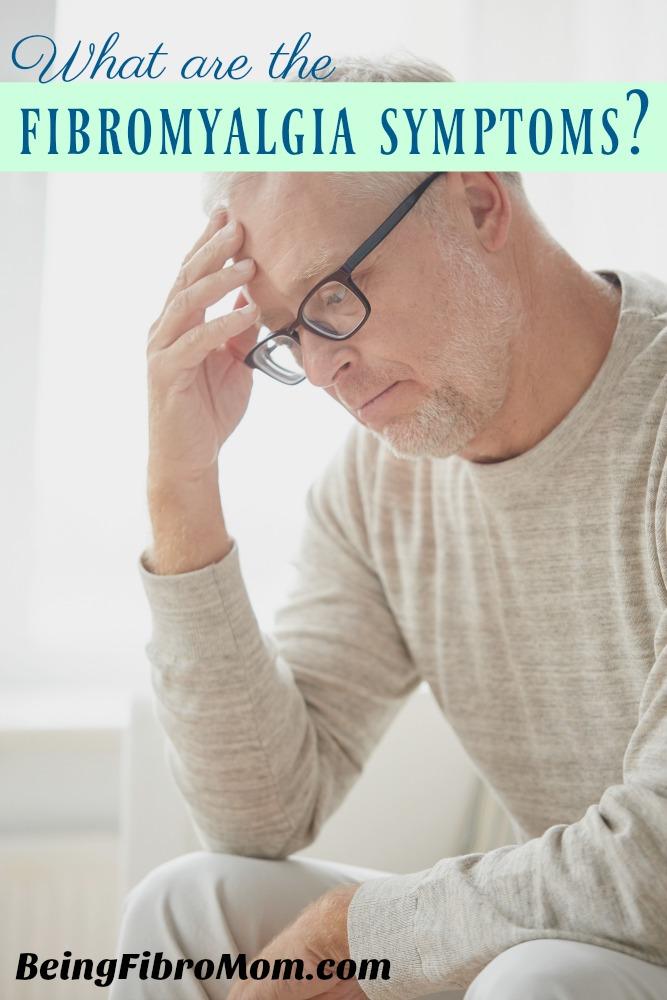 what are the fibromyalgia symptoms? #beingfibromom