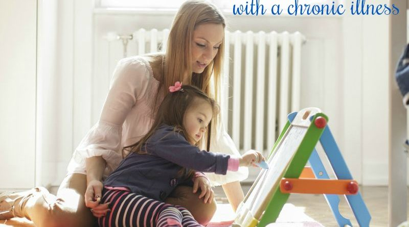 why routines are important with a chronic illness #fibroparenting #beingfibromom