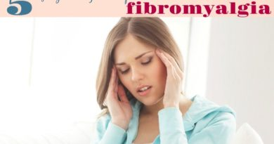 5 lifestyle changes to help with fibromyalgia #BeingFibroMom