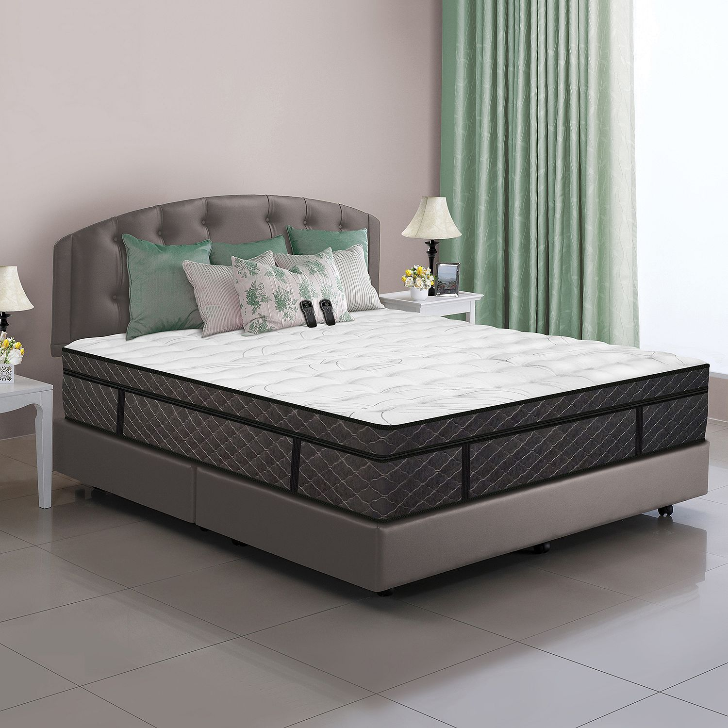 What mattress type is best for you being fibro mom Bed mattress types