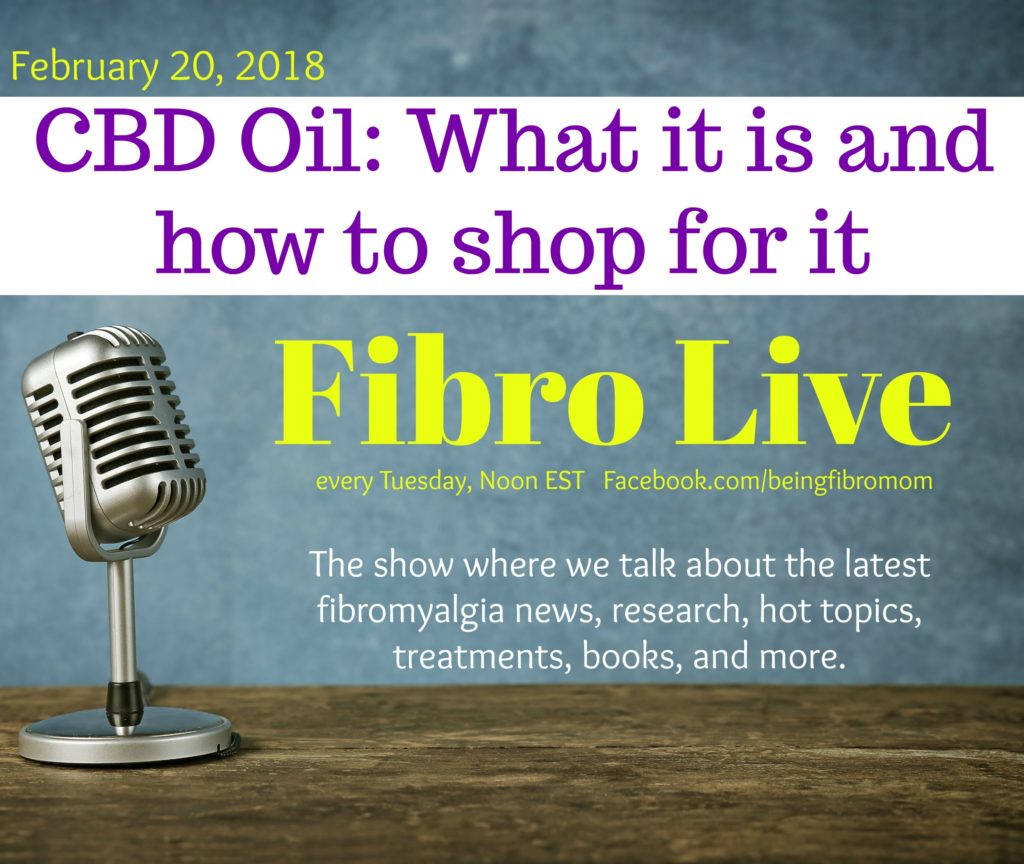 CBD oil What it is and how to shop for it #FibroLive #BeingFibroMom