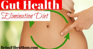 Gut Health: Elimination Diet #beingfibromom #guthealth #fibromyalgia