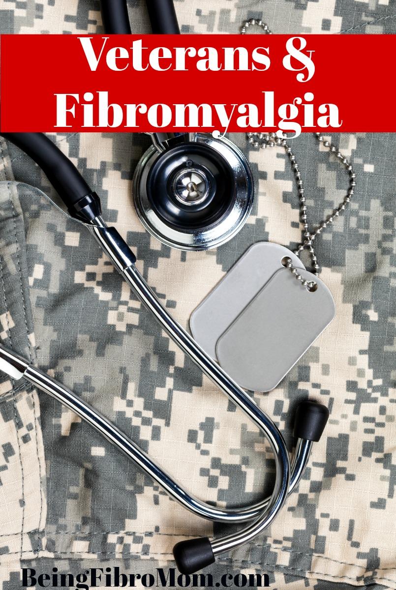 Veterans and Fibromyalgia #beingfibromom #fibromyalgia #vetsandfibro