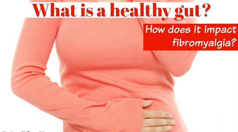 What is a healthy gut? how does it impact fibromyalgia? #GutHealth #beingfibromom