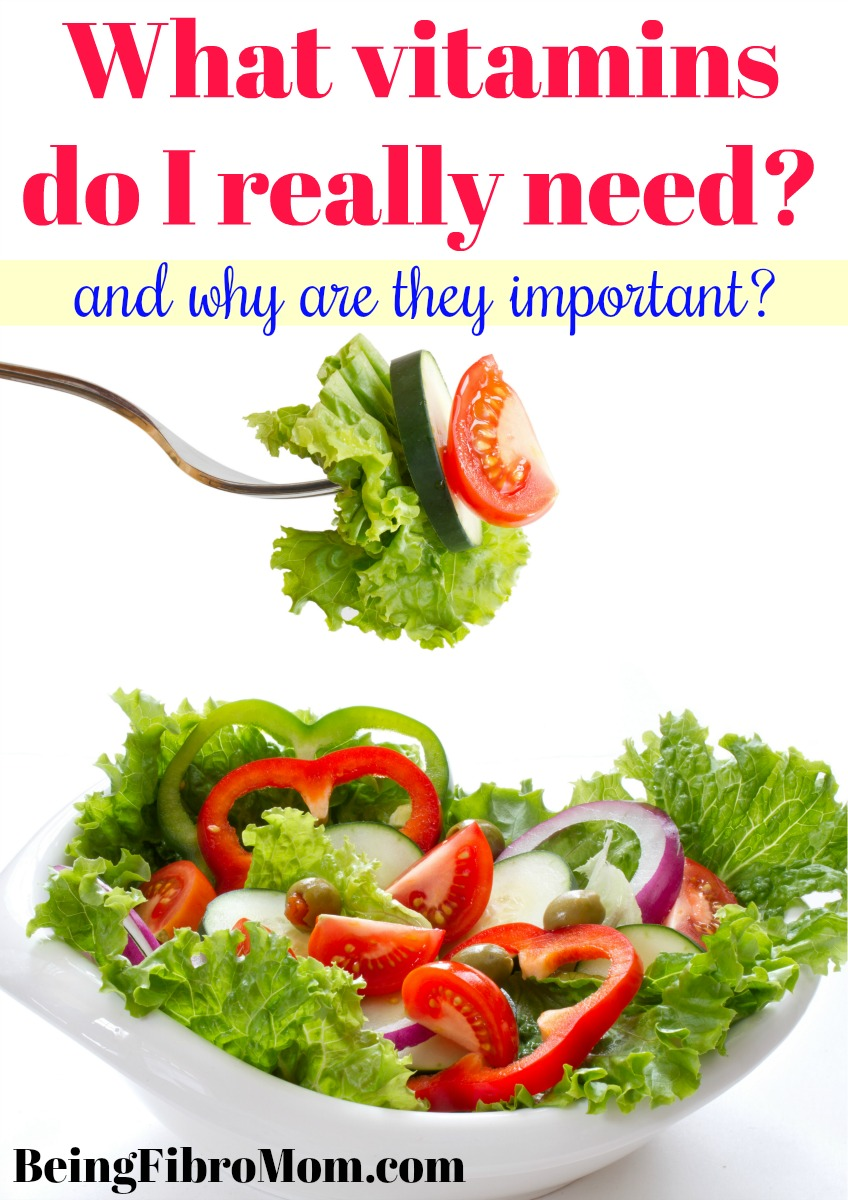 what vitamins do I really need and why are they important #guthealth #chronicillness #beingfibromom